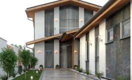 фото СКЗС - На что обратить внимание при создании проекта дома для узкого участка?