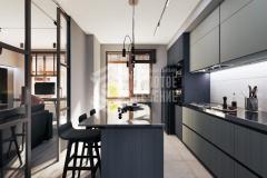 Дизайн интерьера 2-комнатной квартиры