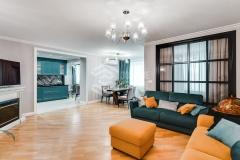 Ремонт 4-комнатной квартиры «Шёпот роскоши»