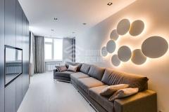 Ремонт 2-комнатной квартиры «Пространство тайн»