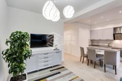 Ремонт 1-комнатной квартиры «Сдержанная элегантность»